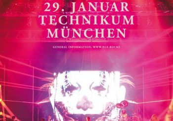 "Dir En Grey,Tour 2020 This Way to Self-Destruction"" 29.01.2020, Technikum München"
