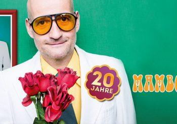 Mambo Kurt live, 13.12.2019- Strom München