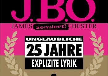 JBO – 25 Jahre live, 30.10.2020 – Alte Kaserne Landshut