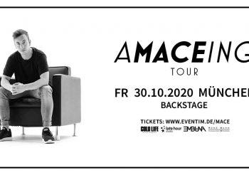 MACE, Amazing Tour – 29.05.2021 – Backstage, München