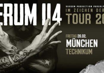 Serum 114, live 26.02.2021, Technikum München